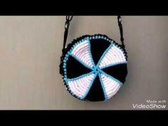 How to make macrame purse/ round purse Macrame Owl, Macrame Purse, Macrame Bracelet Tutorial, Circle Purse, Gucci Purses, Round Bag, Handbags On Sale, Craft Work, Fashion Handbags