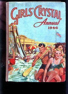 Girl's Crystal Annual 1946