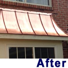 Keep your Copper Roof Shiny and New or Restore your Tarnished Copper Roof to Look New Again.