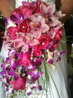 Beautiful  flowers for wedding day