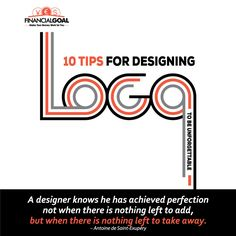 10 Tips for Logo to Be Unforgettable