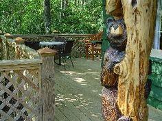 Bear Bungalow...Blue Ridge Mountain Vacation Rentals in Blowing Rock, North Carolina