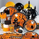 Frightfully Fancy Halloween Party Supplies Tableware YOU PICK