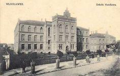 1902 szkoła handlowa obecnie LZK