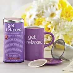 Help mom get relaxed with a one-of-a-kind tea and mug custom gift set from The Republic of Tea! Tea Gifts, Food Gifts, Best Mothers Day Gifts, Gifts For Mom, Afternoon Tea Parties, Best Tea, Tea Mugs, Tea Time, Herbs
