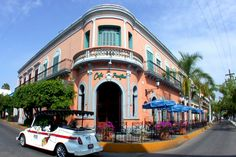 Mazatlan | Historic Old Mazatlan is home to rich cultural events, from opera and ...