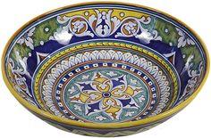 Porcelain Ceramics, Ceramic Bowls, Ceramic Pottery, Pottery Art, Pottery Painting, Ceramic Painting, Ceramic Art, Panda Bowl, Hand Painted Dishes