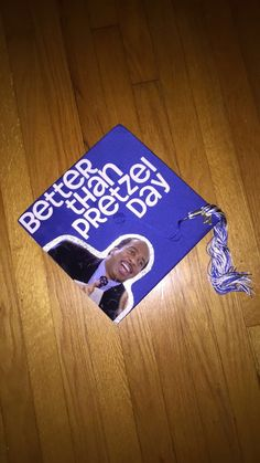 The Office Graduation Cap // follow us @motivation2study for daily inspiration