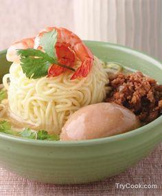 Taiwanese Dan Zai Noodles (擔仔麵)
