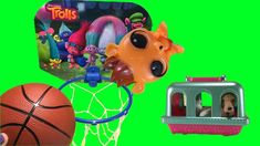 Basketball Surprise Blind Bags Toys