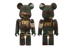 TMT x Medicom Toy Bearbrick.