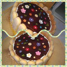 Instagram Cake, Desserts, Instagram, Food, Tailgate Desserts, Deserts, Food Cakes, Eten, Cakes