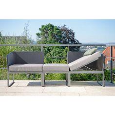 lounge-sessel greta - stilvolle outdoor-möbel für ihre terrasse, Hause deko