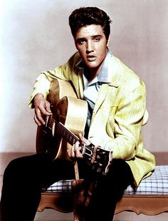 "( 2015...2016 † IN MEMORY OF ELVIS AARON PRESLEY ) † ♪♫♪♪ Elvis Aaron Presley - Tuesday, January 08, 1935 - 5' 11¾"" - Tupelo, Mississippi, USA. Died; Tuesday, August 16, 1977 (aged of 42) Resting place Graceland, Memphis, Tennessee, USA. Education. L.C. Humes High School Occupation Singer, actor Home town Memphis, Tennessee, USA. Cause of death: (cardiac arrhythmia). ""Elvis 'Jailhouse Rock' 1957 Publicity photo."""
