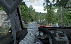 Assetto Corsa - Onboard Subaru Impreza N12 Rallycross - Pine Ridge Rally