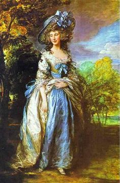 Sophia Charlotte, Lady Sheffield, 1785-1786 - Thomas Gainsborough