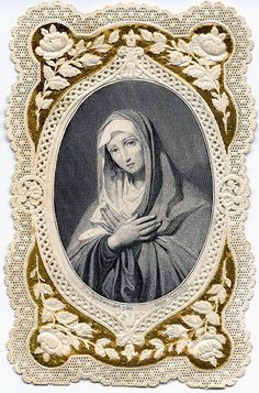 Our Lady of Sorrows Religious Pictures, Religious Icons, Religious Art, Blessed Mother Mary, Blessed Virgin Mary, Catholic Art, Catholic Saints, Madonna, La Salette