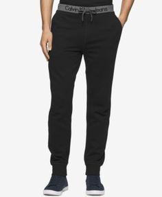 CALVIN KLEIN Calvin Klein Men'S Logo Waistband Sweatpants . #calvinklein #cloth…