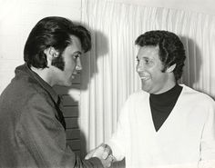 Elvis Presley & Tom Jones