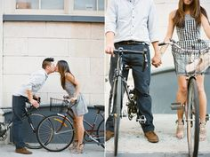 Bikes seem like a big love of yours. One or two? A mini bike ride could be a lot of fun.