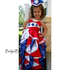 baby 4th of july pageant outfits