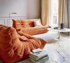 Togo Sofa? Yes please! I have wanted this forever! Maybe one day.