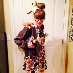 Crazy Cat Lady Dress