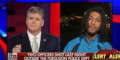 Ferguson Protester Hears Facts From DOJ Report for First Time as Hannity Reads It to Him Live On-Air - http://lincolnreport.com/archives/597987