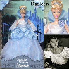 Disney / Mattel's 'Midnight Romance Cinderella' was created in honor of Mary Blair. Original name was going to be Mary Blair Cinderella but was later changed for some reason.