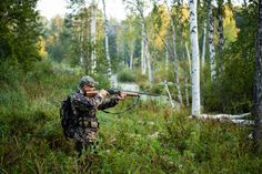Hunting Tips for Early Season