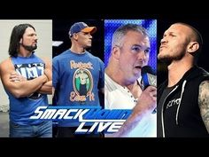 wwe smackdown 6 april 2017 full show this week -wwe Smackdown 6 4 17