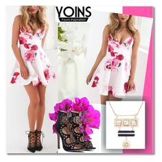 """""""Yoins 11"""" by mellie-m ❤ liked on Polyvore featuring yoins, yoinscollection and loveyoins"""