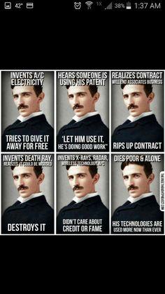 Physics Facts, Physics And Mathematics, N Tesla, Nikola Tesla Inventions, Tesla Technology, Nicolas Tesla, Happy Images, Historical Quotes, Shopping