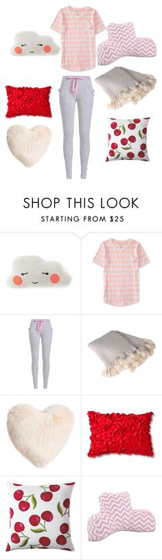 """Monday nights"" by chanalieberman on Polyvore featuring Aéropostale, Nordstrom, Serena & Lily and Majestic Home Goods"