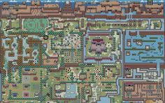 video games world the legend of zelda maps retro games wallpaper 1595908