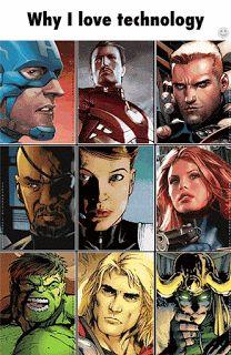 alan skinny guy: cg avengers