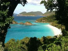 Trunk Bay - St. John, USVI