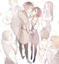 Fuck you feels... I'm going to cryyyyyyyy- Why?!!!!! I love Tokyo Ghoul... but the feels kill me!!!