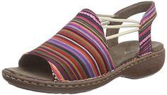 Jenny Korsika Damen Geschlossene Sandalen mit Keilabsatz - http://on-line-kaufen.de/jenny/jenny-korsika-damen-geschlossene-sandalen-mit
