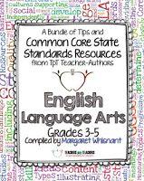 FREEBIE ebook ready to go for Grades 3-5 in E/LA