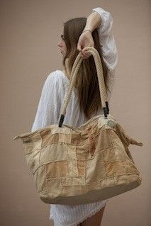 Ali Lamu Bag-Distress