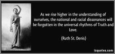 Truth Ruth St.Denis