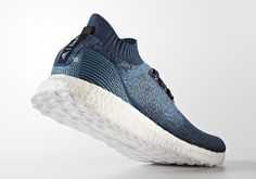 3c56043dc Release info for the Parley for the Oceans x adidas Ultra Boost Uncaged in  a deep