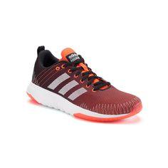 Adidas NEO Cloudfoam Super Flex Men's Shoes, Size: 11.5, Black