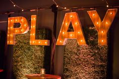 PLAY at the FunPlus GDC Party 2016. Custom Beer Garden & Arcade