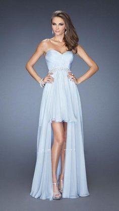 #Top High La Femme Homecoming Dresses 19762 Pale Blue [La Femme Homecoming Dresses 19762] - $175.00 : La Femme Dresses | La Femme Dresses Online Shop| La Femme Gowns