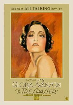 Gloria Swanson ~ 1929
