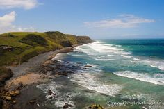 The extraordinary beauty of the wild coast of South Africa is, if you visit it, something you'll never forget