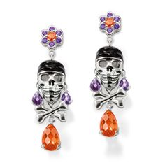 Thomas Sabo Pirate Earrings