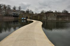 Gallery of Dutch Floating Bridge / RO&AD Architecten - 7